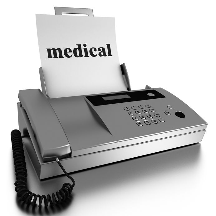 Online Fax for Medical Professionals