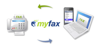 MyFax internet fax review