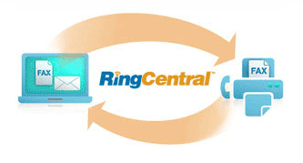 RingCentral online fax