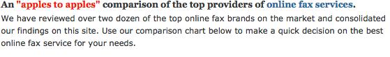 Top Faxing Industries