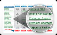 Compare Online Fax Services