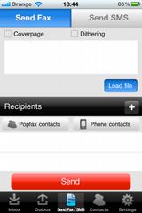 PopFax Mobile Fax App Popcompanion
