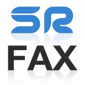 SRFax logo